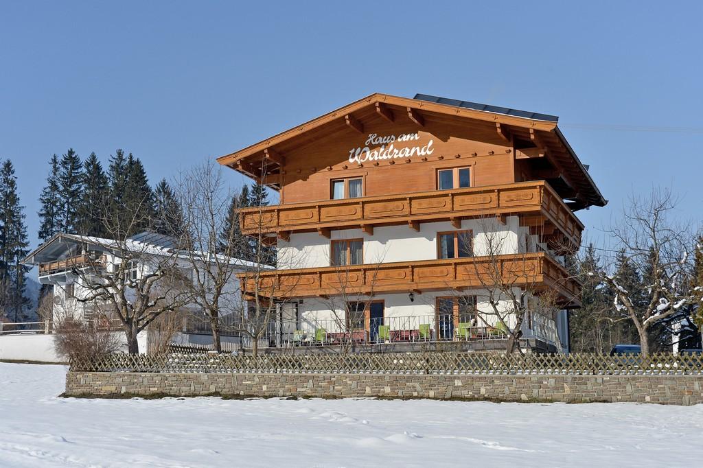 Das Haus am Waldrand in Kaltenbach Hochzillertal